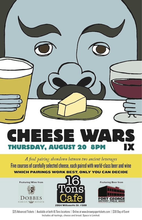 Cheese Wars IX poster