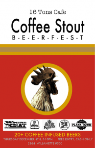 Coffee Stout Fest 2014