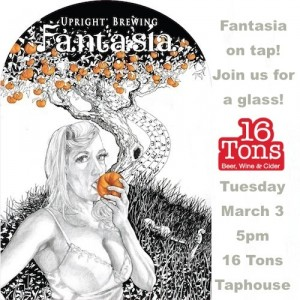TUESDAY TAPPINGS!!!