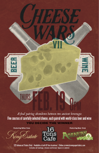 Cheese Wars VII poster2