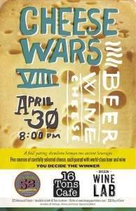 Cheese Wars VIII poster2
