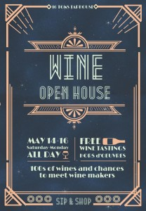 wine open house 16 tons